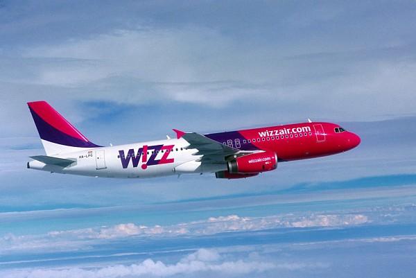 Wizz Air увеличит число полетов из Львова во Вроцлав до 4-х раз в неделю