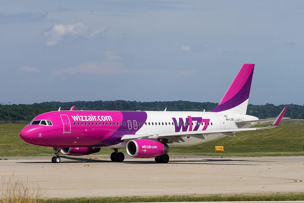 Wizz Air разрешил приобретать билеты без фамилии пассажиров