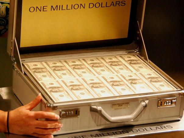 В России больше всего новых долларовых миллионеров