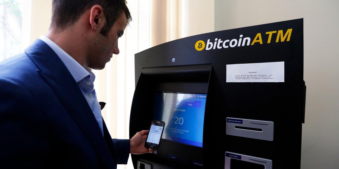В Австралии установят банкоматы, поддерживающие биткойны