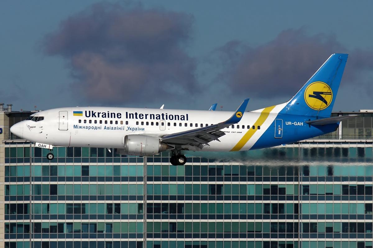 Между Украиной и Торонто запустят прямое авиасообщение
