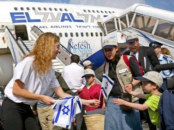 В Израиле растет иммиграция из России и Турции