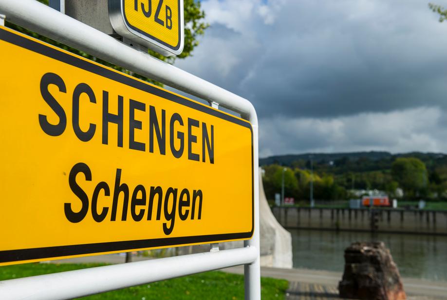 В Евросоюзе утвердили новую систему регистрации на границах Шенгенской зоны