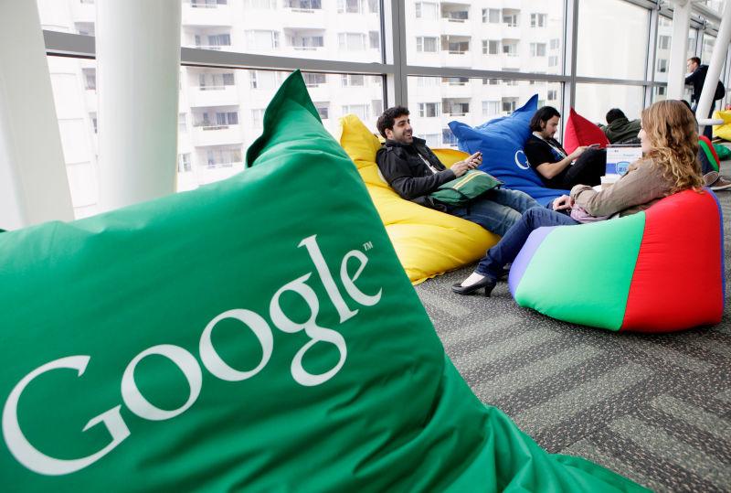 Google стала лучшей компанией для работы в 2017 году по версии Comparably