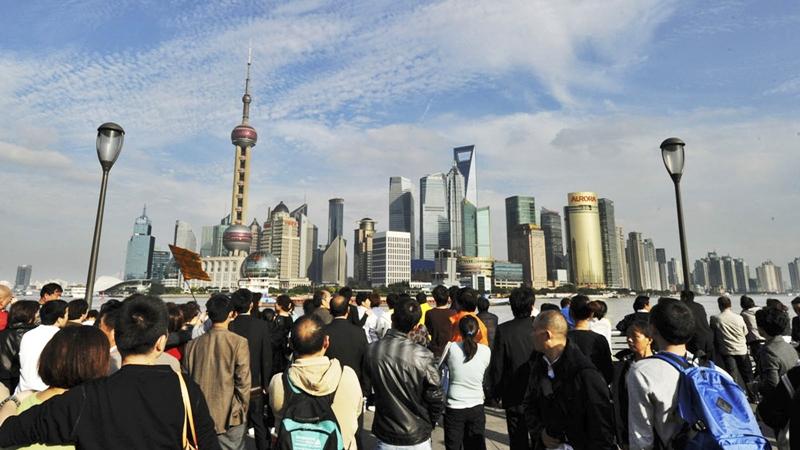 В Шанхае будут контролировать численность населения