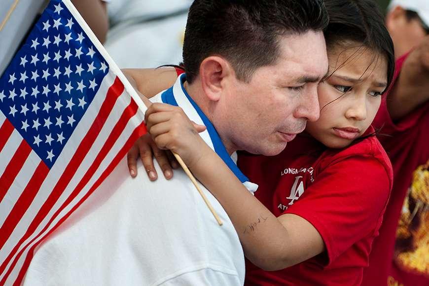 В США отменят временный вид на жительство 200 000 граждан Сальвадора, получившим убежище 20 лет назад