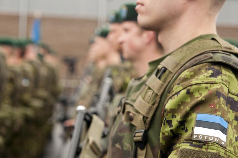Эстония выпустит информационные бюллетени о том, как вести себя в случае войны