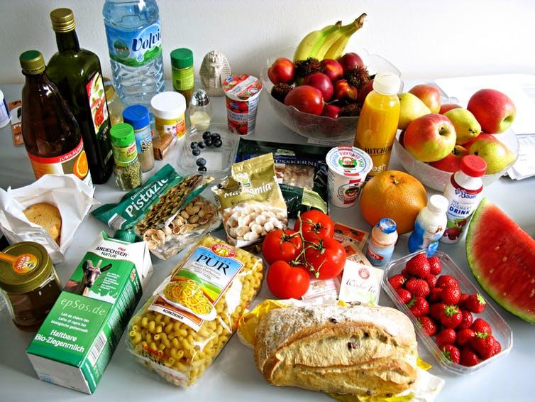 В Бельгии все больше людей пользуется бесплатной едой