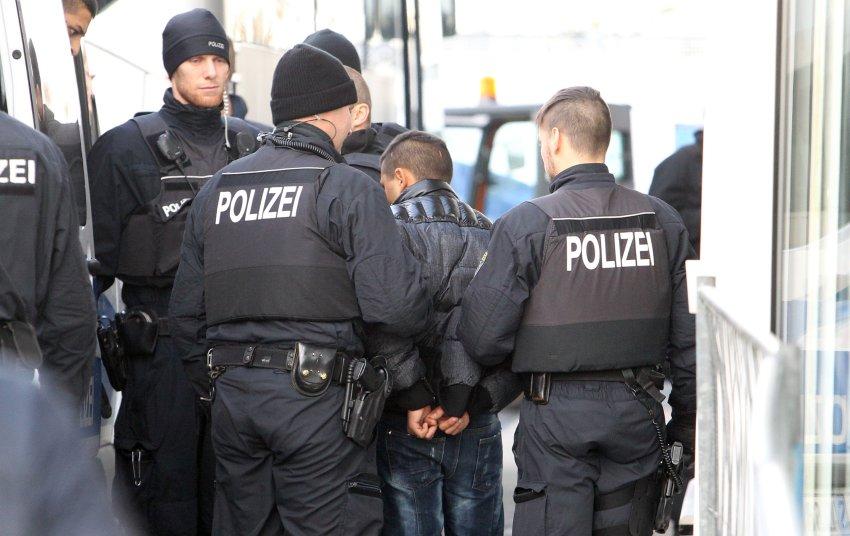 В Германии сократилось число депортаций