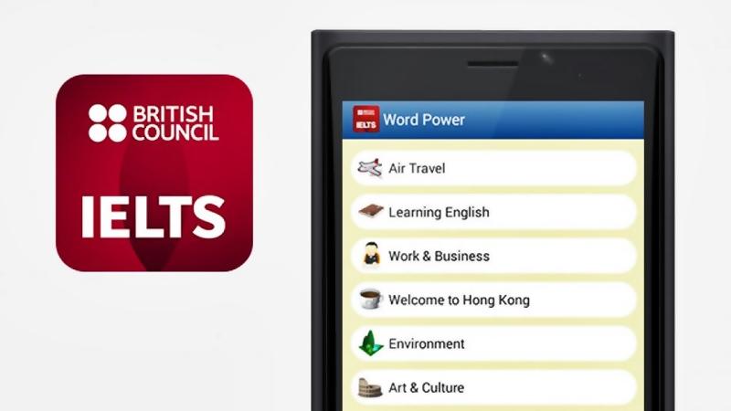 Британский совет создал мобильное приложение для подготовки к IELTS