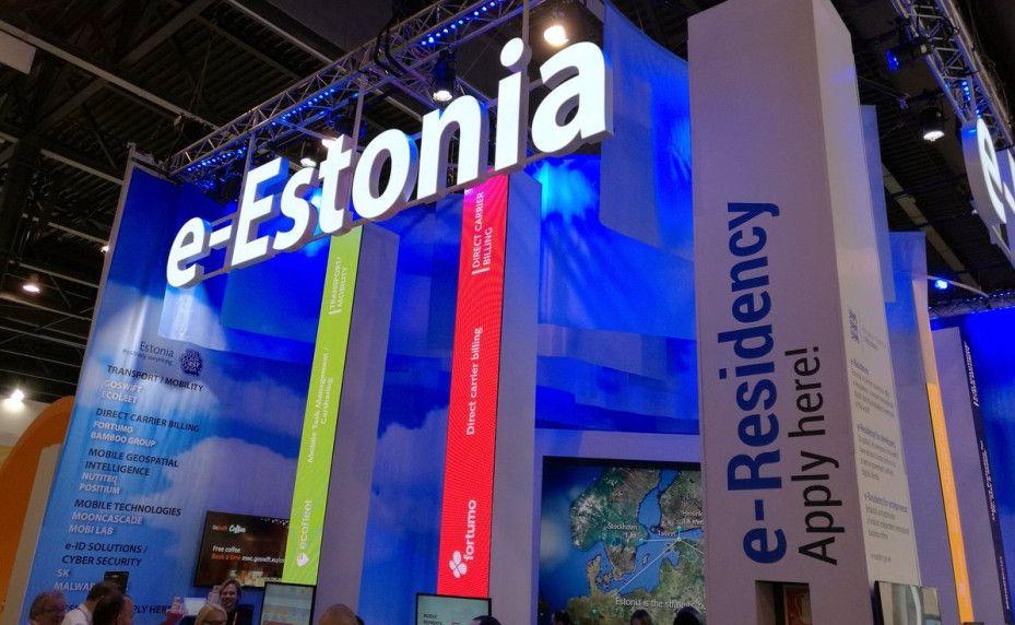 В Эстонии граждане Украины лидируют по числу регистраций компаний картой е-резидента