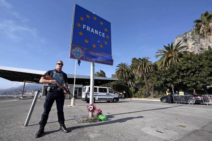 Франция продлила пограничный контроль в Шенгенской зоне до конца октября 2018 г.