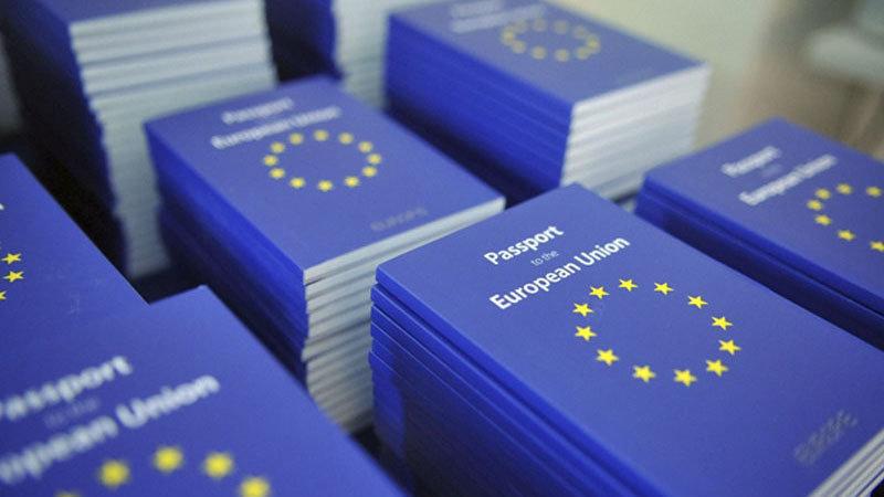 В 2016 году гражданство стран ЕС получили 24 000 украинцев