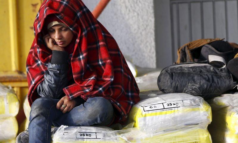 Австрия ужесточила правила приема беженцев