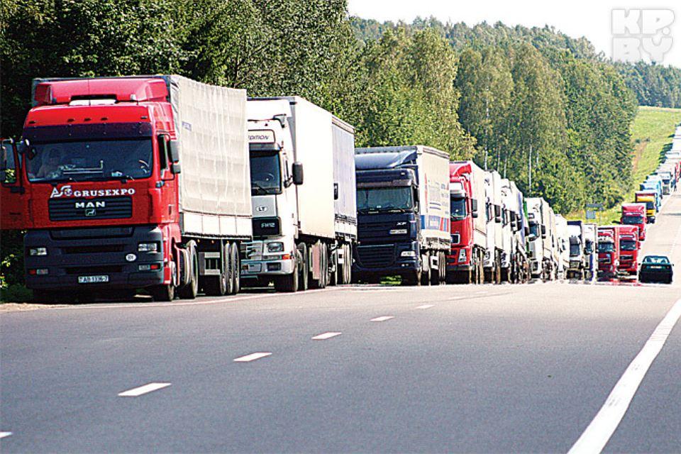 В Беларуси запустили онлайн-сервис, информирующий об очередях на границе
