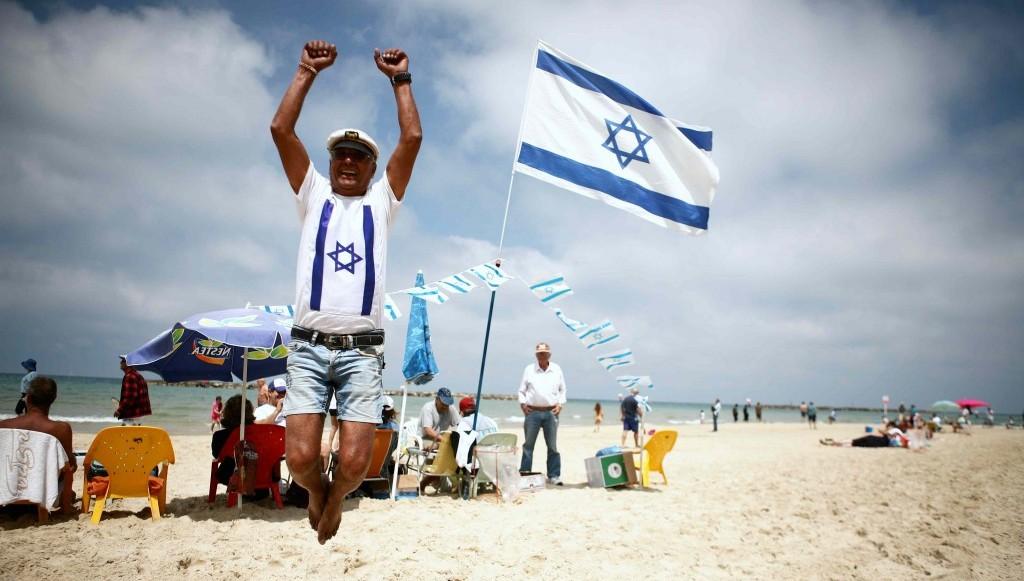 82% граждан Израиля гордятся своей страной и считают ее хорошим местом для жизни
