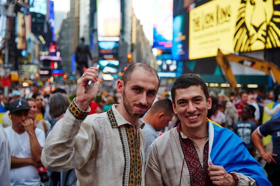 В США число украинцев достигло рекордных 1 миллиона человек