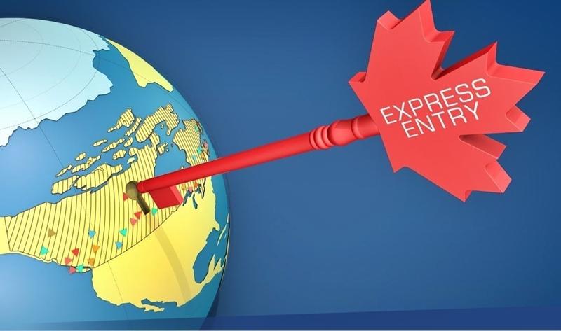 Канада через систему Express Entry пригласила кандидатов с рекордно низкими баллами