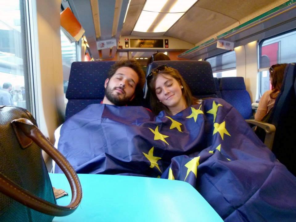 Евросоюз раздает молодежи бесплатные билеты на поезда