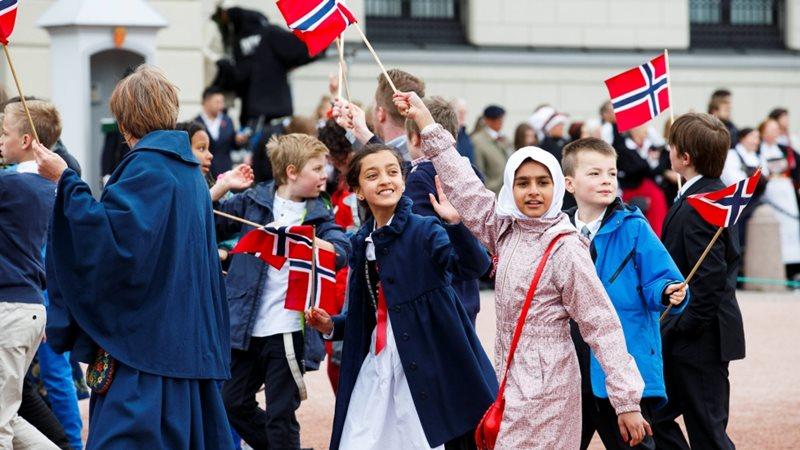 Норвегия будет более строгой в отношении иммигрантов, которые не изучают норвежский язык