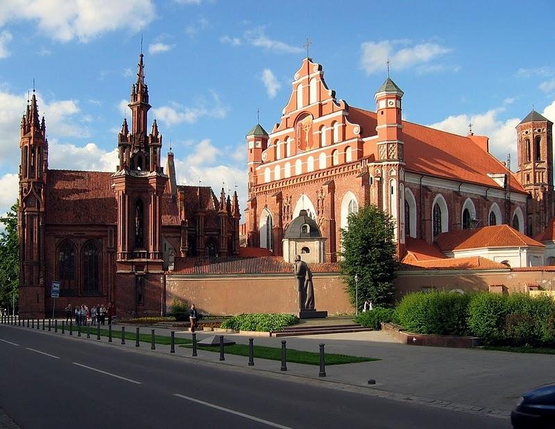 В Вильнюсе ввели туристический налог в размере 1 евро
