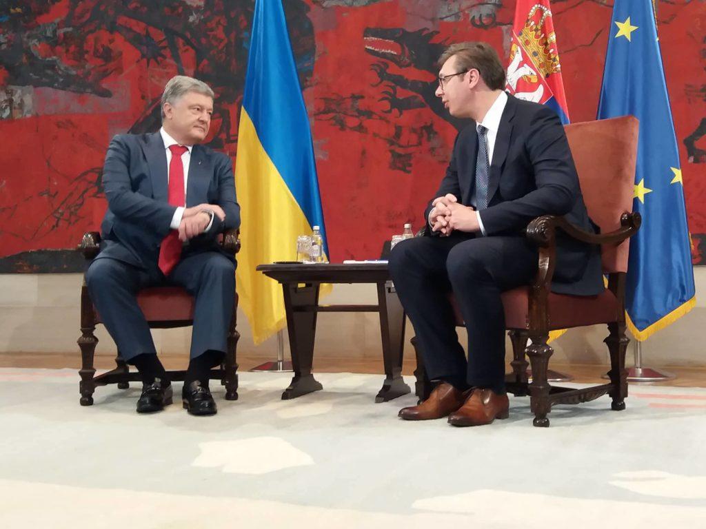 Украина и Сербия существенно расширили соглашение о безвизовом режиме
