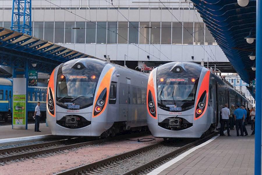 В сентябре будет запущен поезд «четырех столиц» по маршруту Киев-Минск-Вильнюс-Рига
