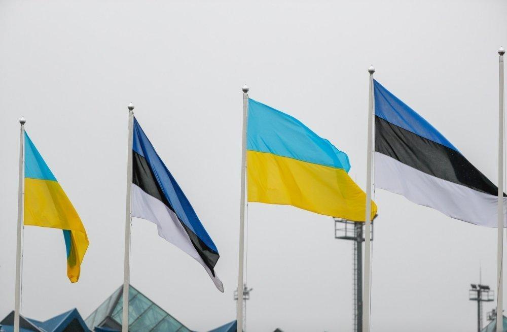 Украина отменяет плату за долгосрочные визы для граждан Эстонии