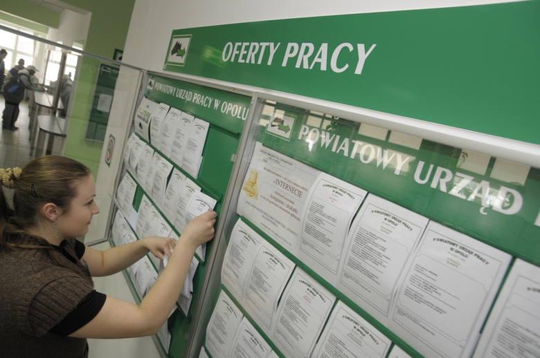 В Польше продолжает снижаться безработица
