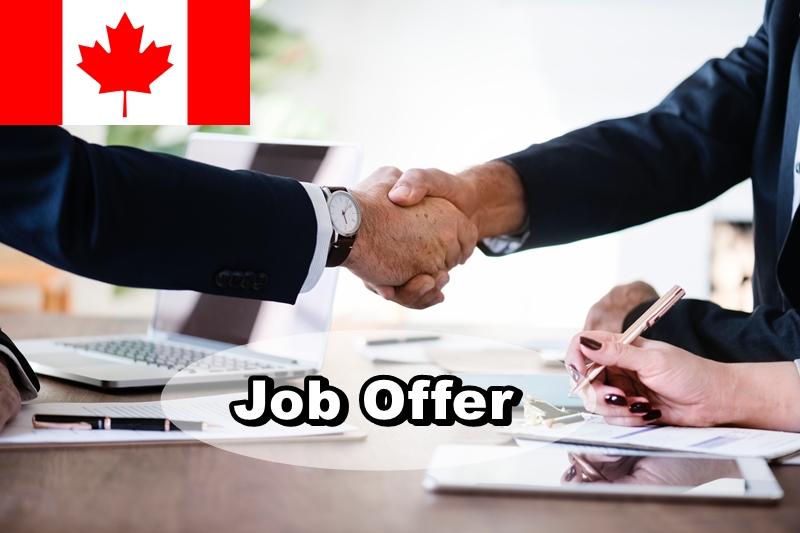 Предложение о работе для иммиграции в Канаду (Job Offer)