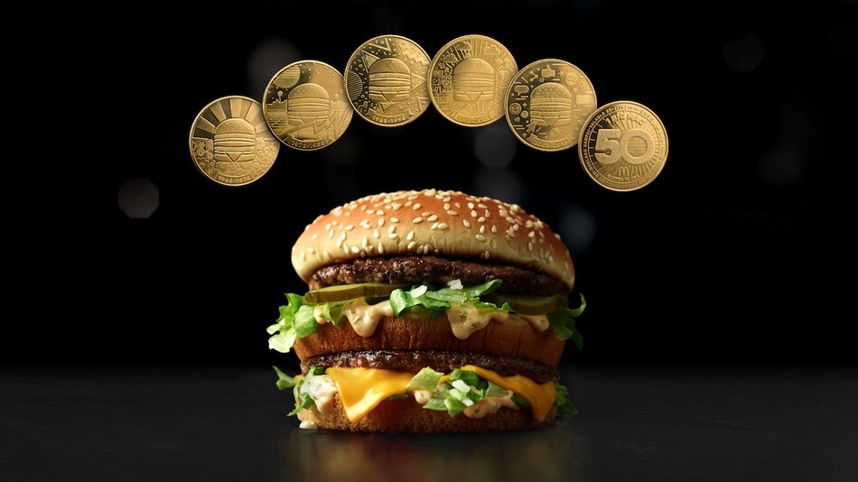 McDonald's выпустил собственную валюту MacCoin