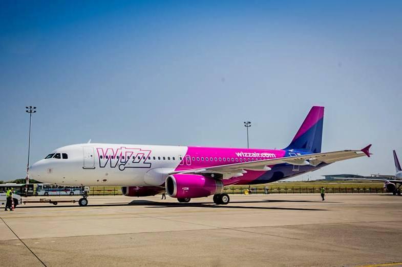 Wizz Air откроет 4 новых маршрута из Украины в Словакию, Польшу и Литву