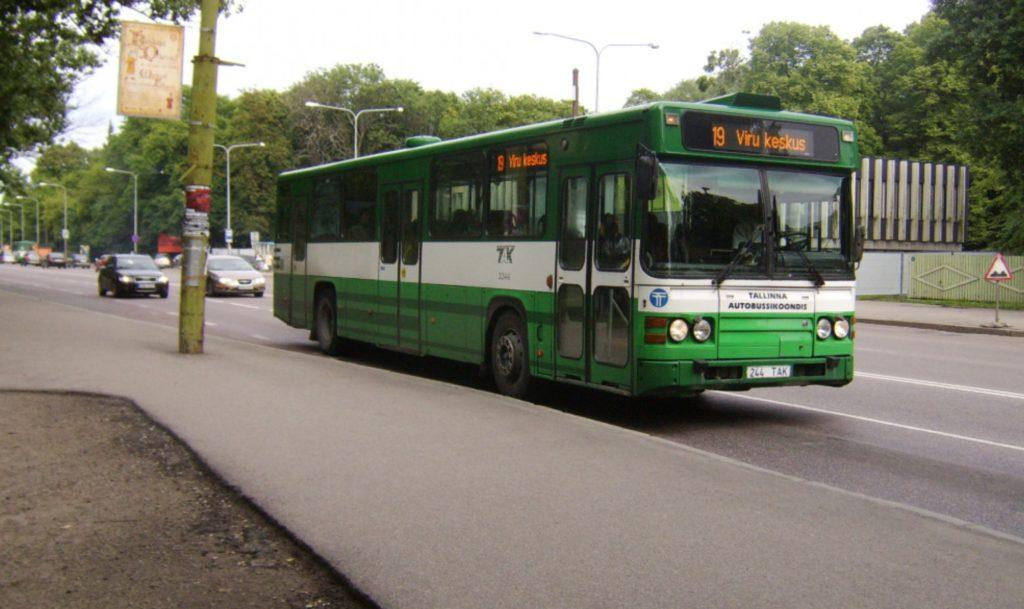 Эстония ввела бесплатный проезд в междугородних автобусах в 11 из 15 регионов