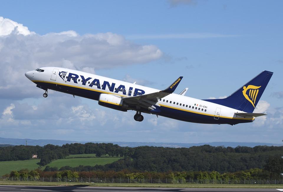 Ryanair запустит рейс из Киева в Берлин 3 сентября 2018 года