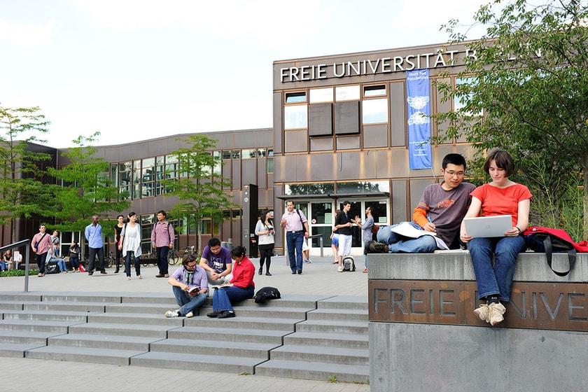 В Германии стремительно растет число иностранных студентов