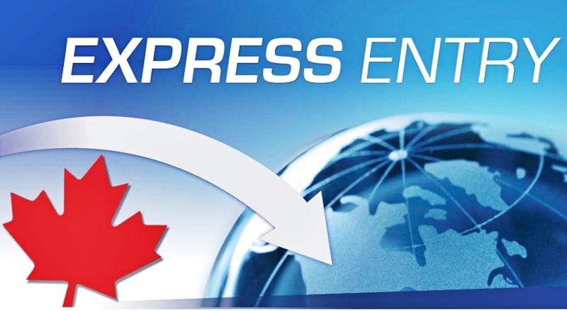 Новый большой отбор Express Entry
