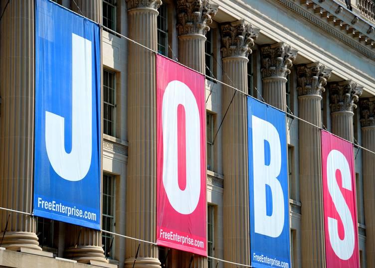 Уровень безработицы в США упал до 49-летнего минимума