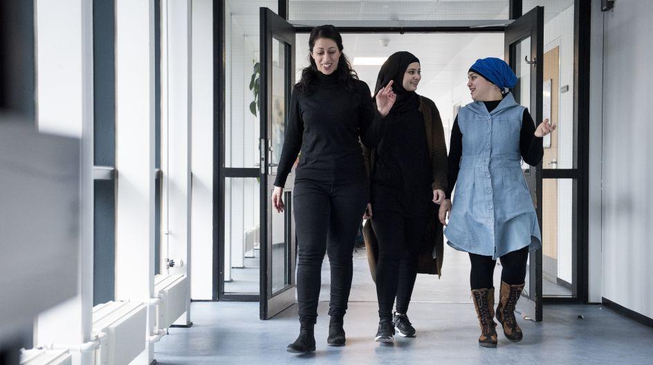 В Дании в секторе социального здравоохранения заметно увеличилось число работников «незападного» происхождения