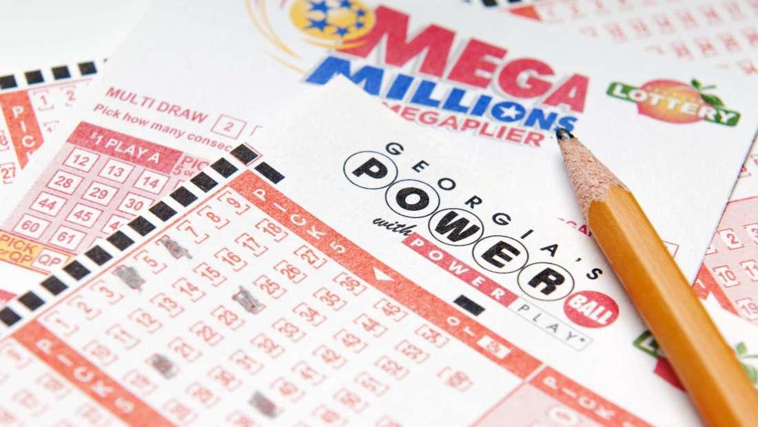 В США продан лотерейный билет с рекордным выигрышем в 1,6 миллиарда долларов
