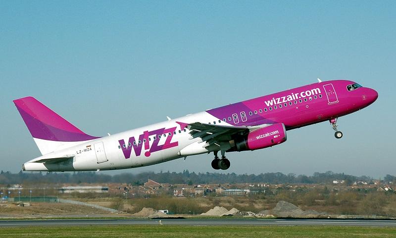 Wizz Air открыл новый прямой рейс из Киева в Вену