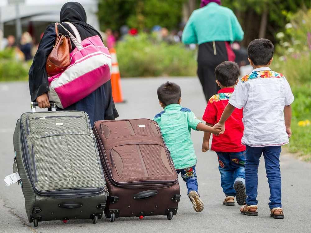 Все больше американцев просят убежище в Канаде