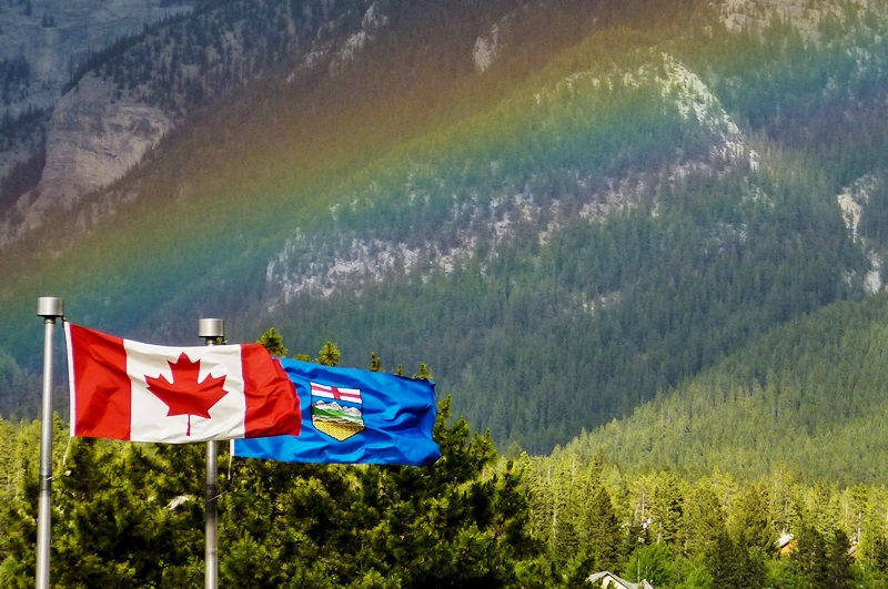 Жители Альберты хотят отделиться от Канады