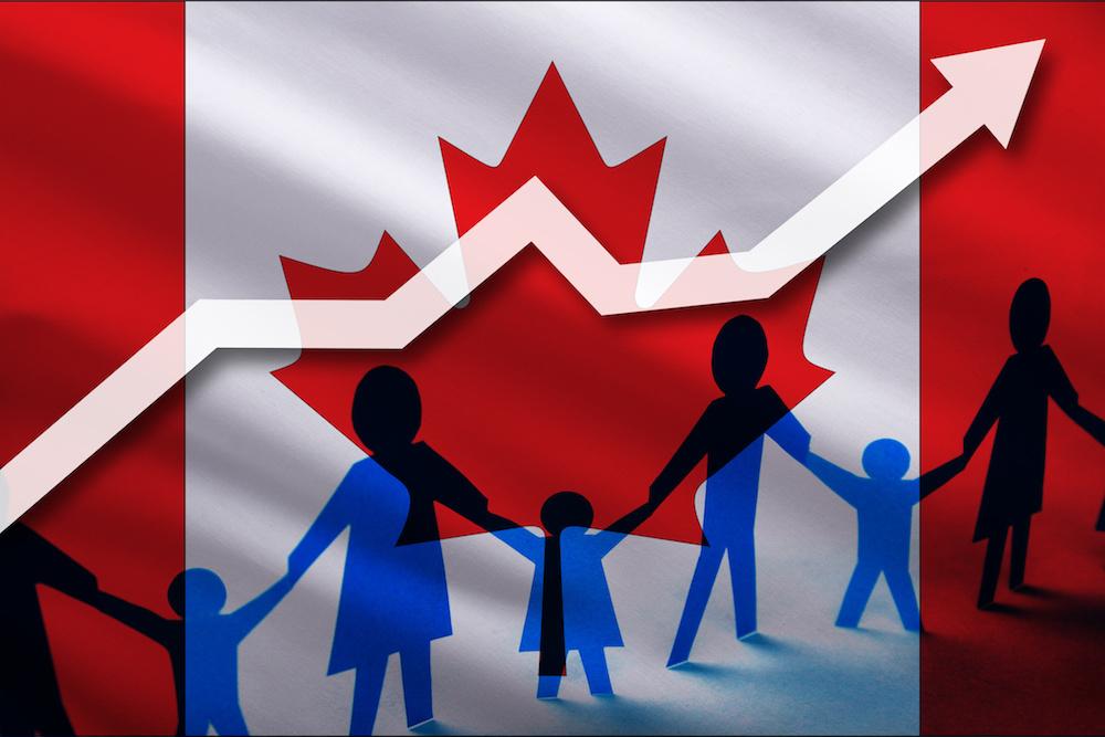 Иммиграция в Канаду достигла рекордного уровня в третьем квартале 2018 года