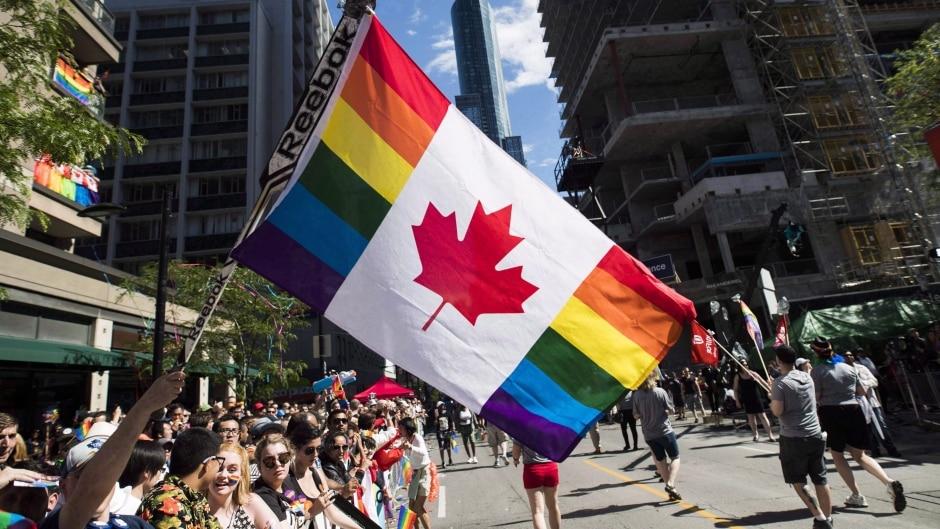 Канада и гомосексуализм