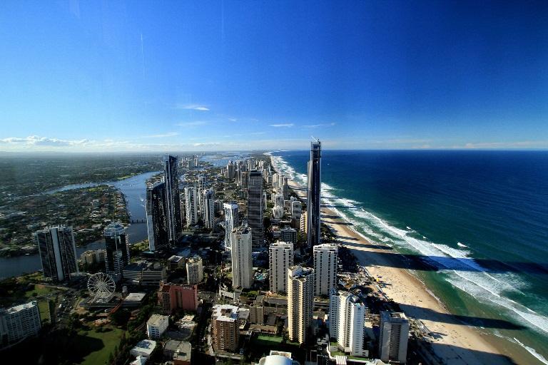Сколько очков отделяет вас от австралийских берегов?