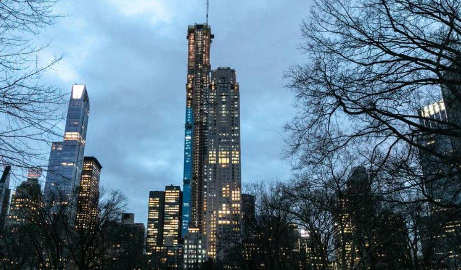 В Нью-Йорке продали самую дорогую квартиру в истории Америки