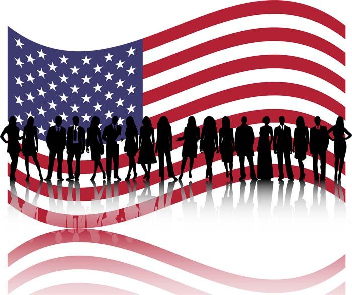 Население Америки увеличится на 75 миллионов за счет иммигрантов