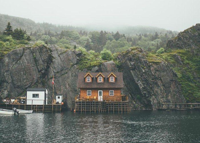Каково это - жить в канадской глубинке на побережье