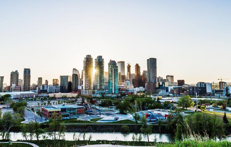 Калгари станет принимающим городом для франкоязычных иммигрантов