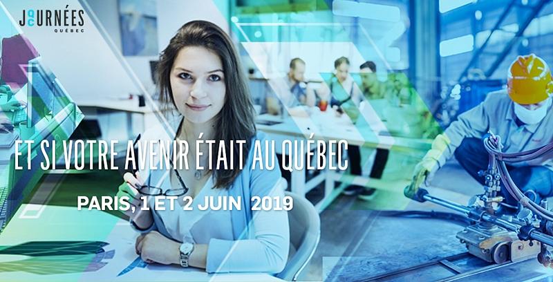 Квебек проведет выездную ярмарку вакансий в Париже